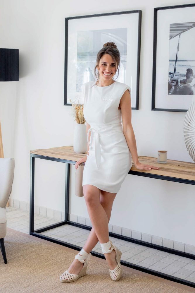 robe-cocktail-blanche
