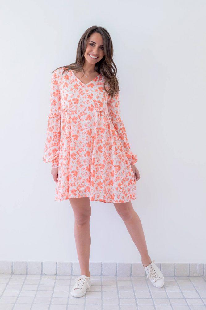 robe-à-fleur
